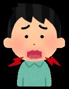 口腔咽頭外傷